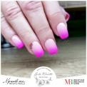 UV Painting Nail Art Gel - 20 - Barbie Cabrio  4g