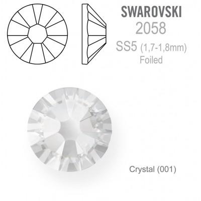 SWAROVSKI Crystal  vel. SS5