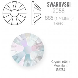 SWAROVSKI Moonlight vel. SS5