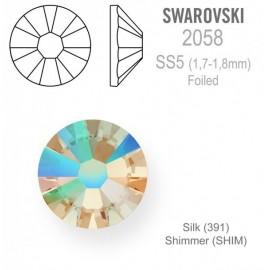 SWAROVSKI Silk Shimmer vel. SS5