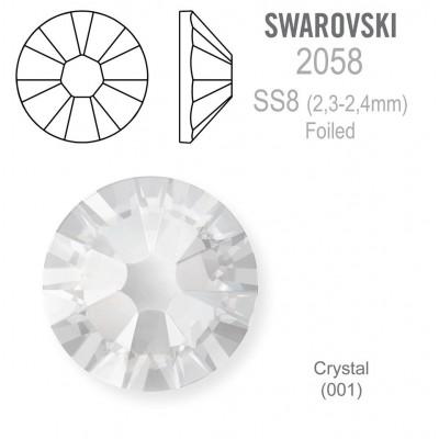 SWAROVSKI Crystal  vel. SS8