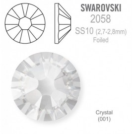 SWAROVSKI Crystal  vel. SS10