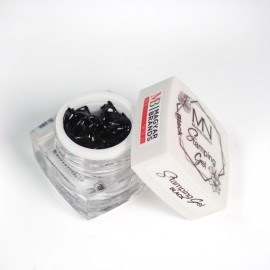 Stamping gel - černý