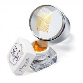 Stamping gel - zlatý