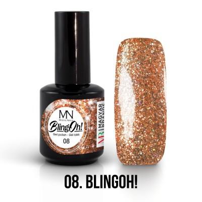 Gel lak - BlingOh!  08.