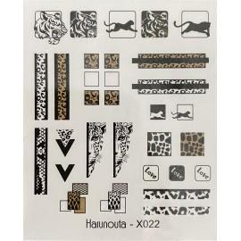 Vodolepky - X022