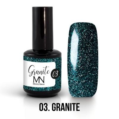 Gel lak - Granite 03. 12ml