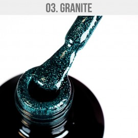 Gel lak - Granite 03. 12ml