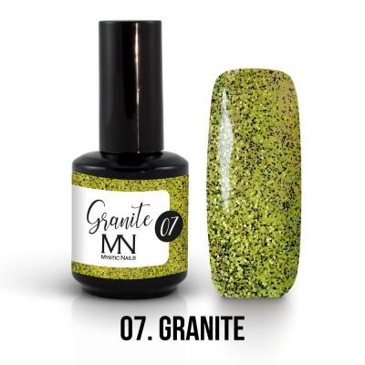 Gel lak - Granite 07. 12ml