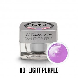 3D Plasticine Gel - 06. Light Purple  3,5g