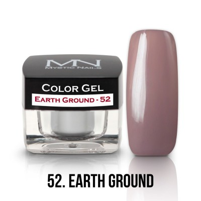 Color Gel - 52. Earth Gound 4g