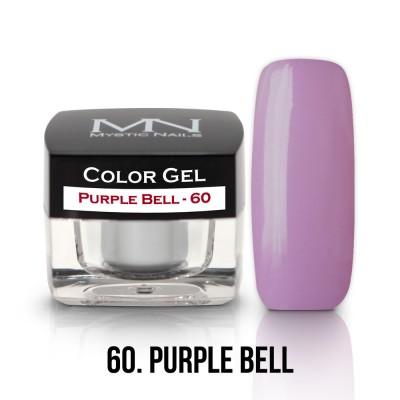 Color Gel - 60. Purple Bell  4g