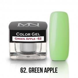 Color Gel - 62. Green Apple  4g