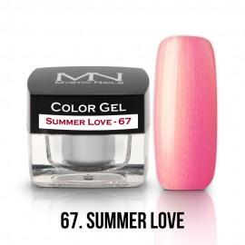 Color Gel - 67. Summer Love  4g