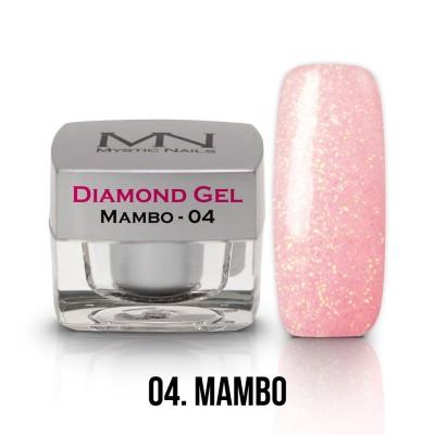 Diamond Gel - 04. Mambo 4g