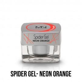 Spider Gel - Neon Orange  4g