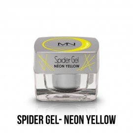 Spider Gel - Neon Yellow  4g