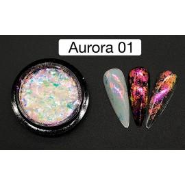 Aurora Flakes 01