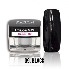 Color Gel - 09. Black 4g
