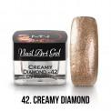 UV Painting Nail Art Gel - 42 - Creamy Diamond 4g