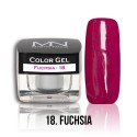Color Gel - 18. Fuchsia 4g