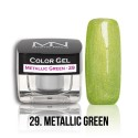 Color Gel - 29. Metallic Green 4g