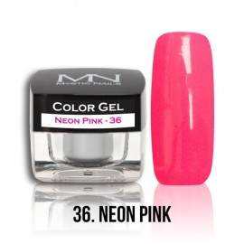 Color Gel - 36. Neon Pink 4g