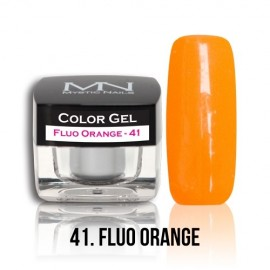 Color Gel - 41. Fluo Orange 4g
