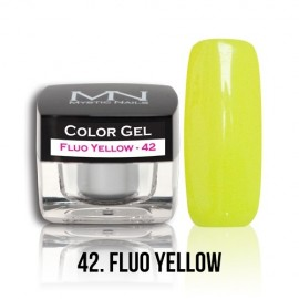 Color Gel - 42. Fluo Yellow 4g