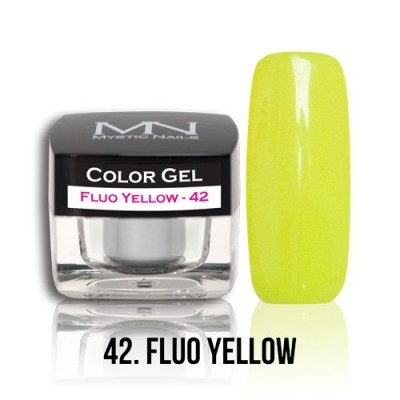 Color Gel - 42. Fluo Yellow