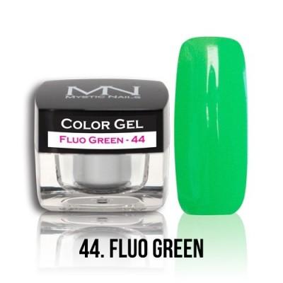 Color Gel - 44. Fluo Green
