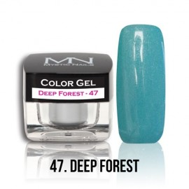 Color Gel - 47. Deep Forest 4g