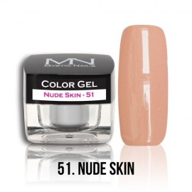 Color Gel - 51. Nude Skin 4g