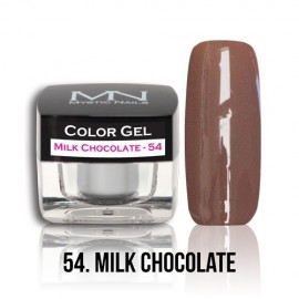 Color Gel - 54. Milk Chocolate 4g