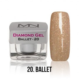 Diamond Gel - 20. Ballet 4g