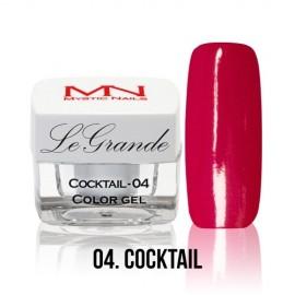 LeGrande gel - 04. Coctail 4g
