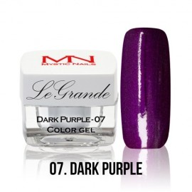 LeGrande gel - 07. Dark Purple 4g