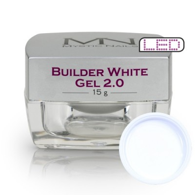 Builder White Gel 15g