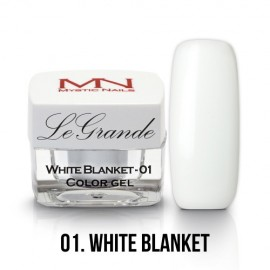 LeGrande - 01. White Blanket 4g