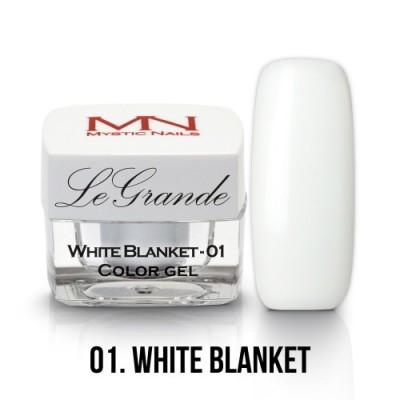 LeGrande - 01. White Blanket 4g