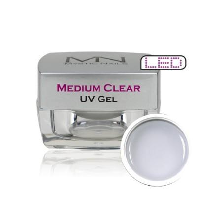 Medium clear gel 4g