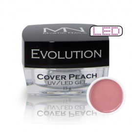 Evolution Cover Peach Gel 15g - doprodej