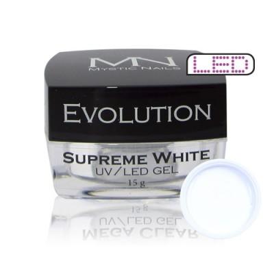 Evolution Supreme White Gel - 15g