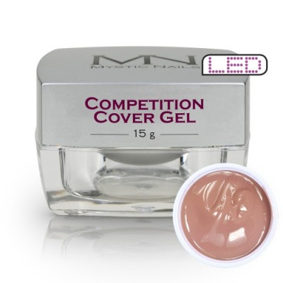 Competition Cover Gel - 15g