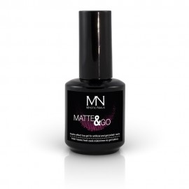 Matte & Go Top Gel  10ml