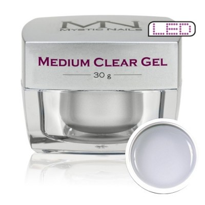 Medium clear gel 30g