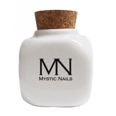 MN nádoba na liquid - bílá