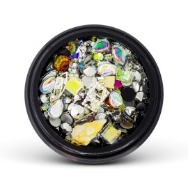 Nail Jewelery Mix - J-16