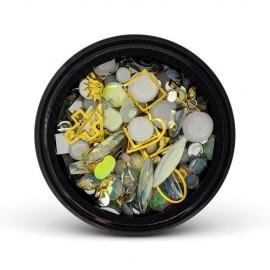 Nail Jewelery Mix - J-33