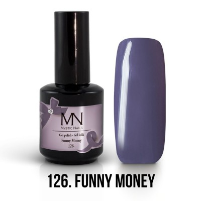 gel lak - 126. Funny Money 12ml
